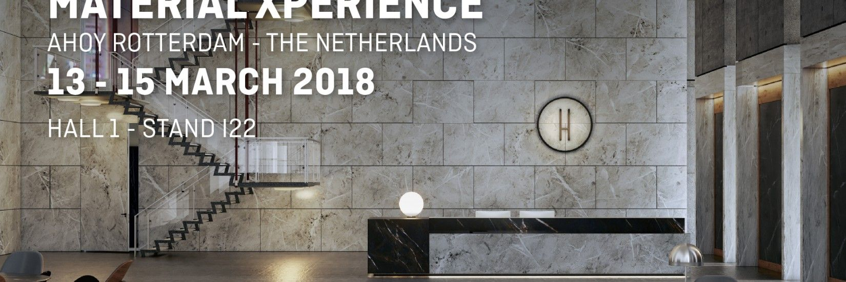 Rotterdam will host Material Xperience