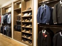 Le magasin Suits Inc, Norteshopping - Porto, Portugal