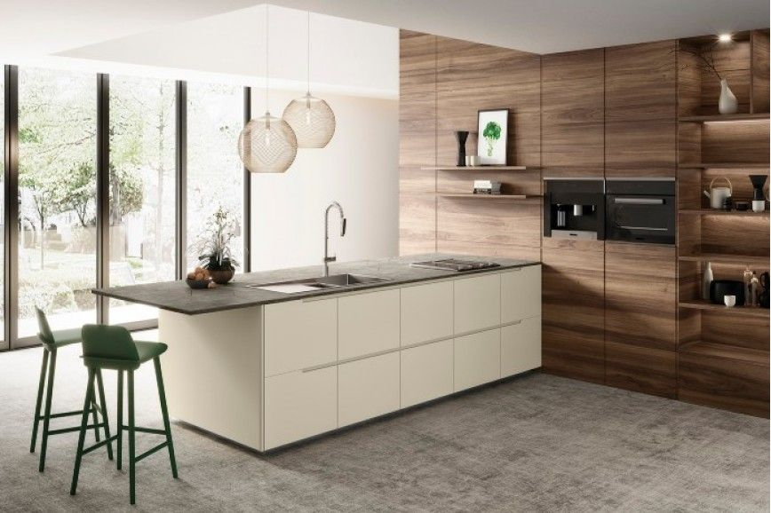 Woods and fantasies: the perfect match for restaurants and kitchens