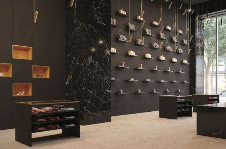 Innovus Coloured MDF FR Black