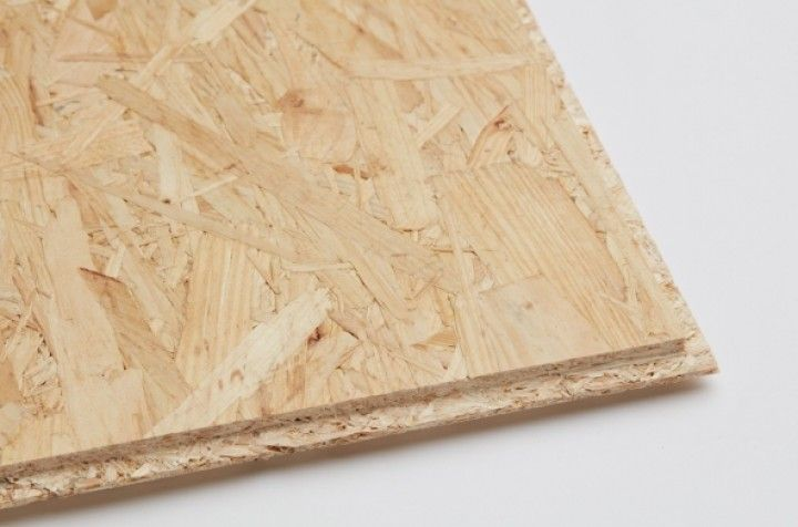 Optimized footfall sound insulation over frame of joists