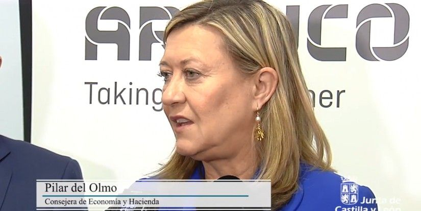 "Pilar del Olmo regarding Sonae Arauco: ""it's a company with high level of quality"""