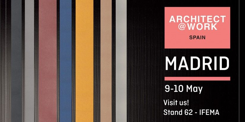 Sonae Arauco will be present at Architect@Work Madrid