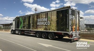 Sonae Arauco on the road