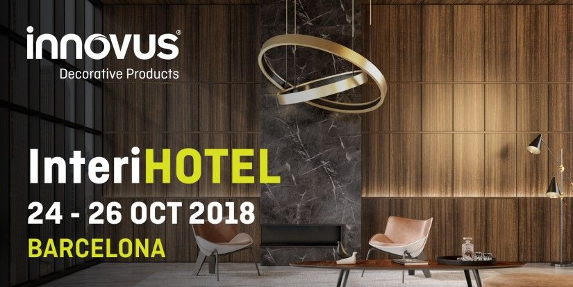 Sonae Arauco will be exhibiting once again at InteriHotel Barcelona
