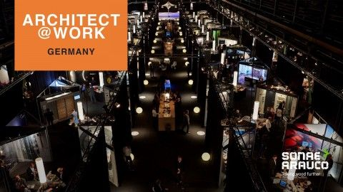 Innovus highlights at Architects@Work Stuttgart